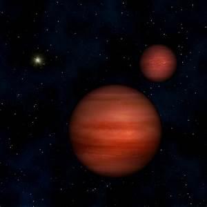 Newfound Star System Is Third-Closest to Sun | Brown Dwarfs