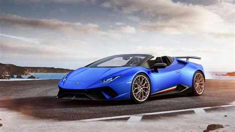Feel Expensive Wind In Your Hair With The 2019 Lamborghini