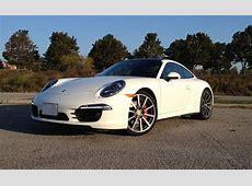 FivePoint Inspection 2013 Porsche 911 Carrera 4S