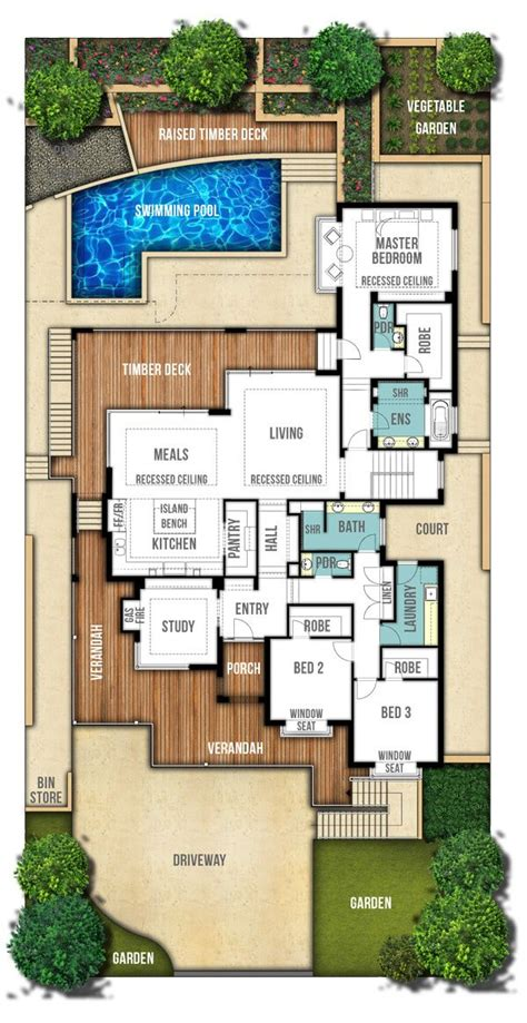 storey hamptons style home plans perth home house