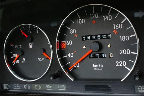 200 mph en kmh mercedes w124 w126 w201 190 glow gauges dials ebay