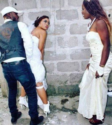Bride Catch Having Sex On Wedding Day What Will You Do