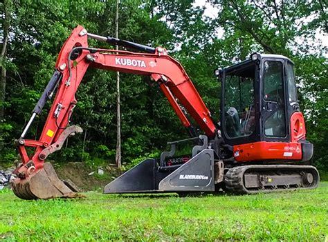 blade buddy helps excavators move  material equipment journal