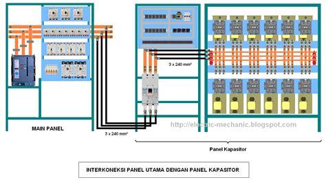 membuat sendiri panel kapasitor bank industri