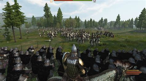 bannerlord blade mount archers calvary