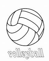 Coloring Pages Volleyball Ball Drill Drills Printable Balls Guard Related Posts Adults Cute sketch template