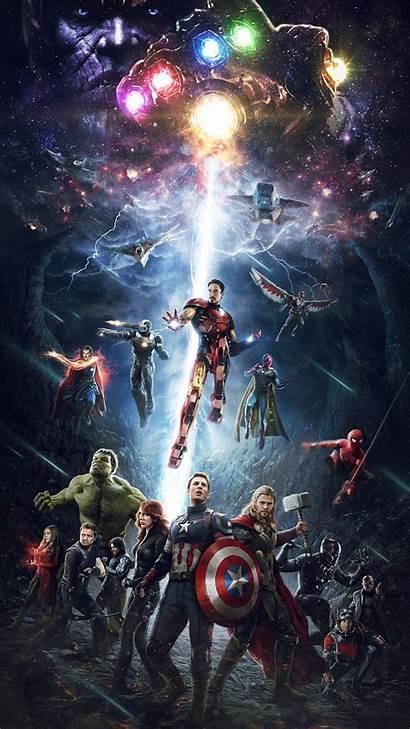 Hero Avengers Marvel Iphone Plus Infinitywar Be83