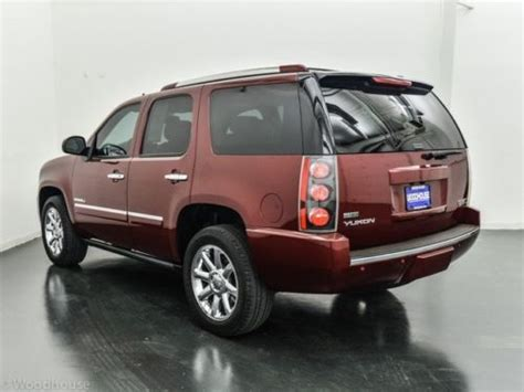 buy  denali ethanol ffv suv  nav cd awd air