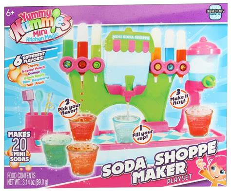 yummy nummies soda shoppe mini kitchen  item barnes noble