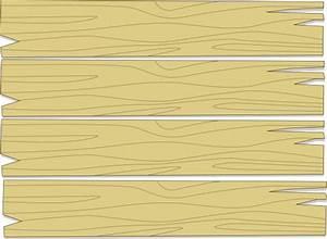 Wooden Boards Clip Art at Clker.com - vector clip art ...