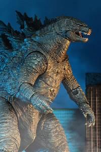 Neca Godzilla V2  2019   U0026 Rodan  2019  Reveals