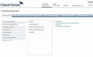 Ouvrir Un Compte Bancaire En Suisse En étant Français : comment ouvrir un compte cr dit suisse direct net ~ Maxctalentgroup.com Avis de Voitures