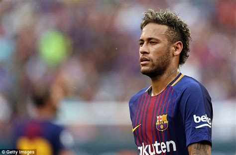 neymar  cost psg     father due