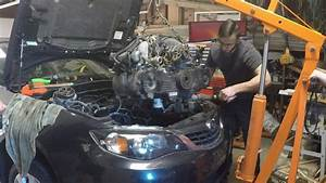 How To Remove Subaru Ej25 Engine