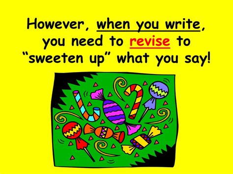 "PPT - How to Use Sentence Variety to ""Sweeten Up"" Your ..."