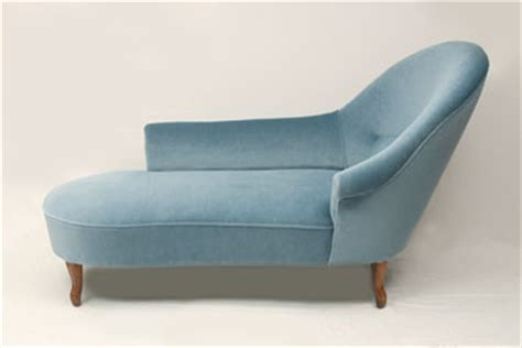 Mohair Sofa by Antikm 246 Bel Madame Recamiere