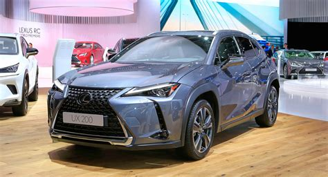 lexus ux crossover will go to production the lexus ux ready to go hunt some small crossovers in europe