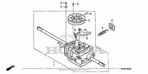 Wiring Diagram  34 Honda Hrx217 Parts Diagram