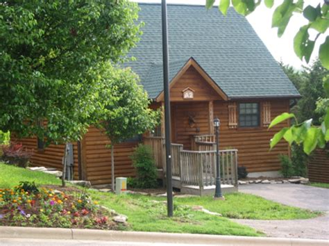 cabins in branson mo one bedroom cabin nightly rentals vacation rentals