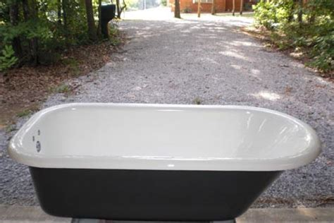Who Refinishes Bathtubs by Custom Tubs Inc Cast Iron Tub Refinish Project Photo