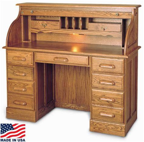 wooden roll top desk roll top desk oak roll top desk