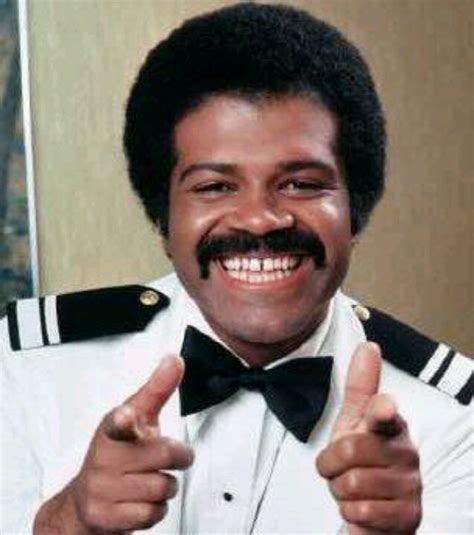 Isaac From Love Boat Gif by The Love Boat Bartender Isaac Washington Theodore