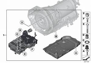 Bmw X6 Repair Kit  Mechatronics  Transmission  Individual