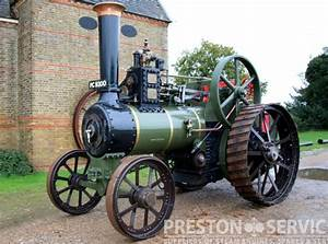 Burrell 6 Nhp Traction Engine  U2013 Preston Services