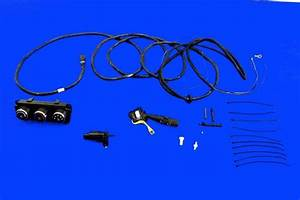 2013 Jeep Wrangler Hardtop Wiring Kit For Vehicles Without