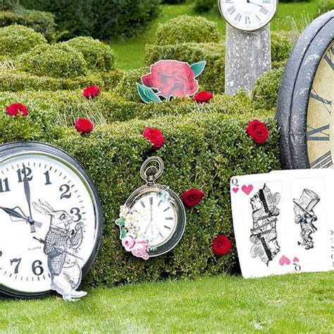 alice  wonderland theme party ideas   mad hatters