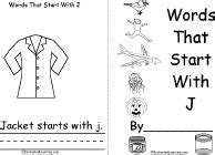 words that start with the letter j language arts letter j alphabet activities at enchantedlearning 69954