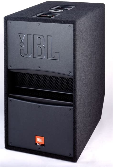 jbl mps pa subwoofer zzounds