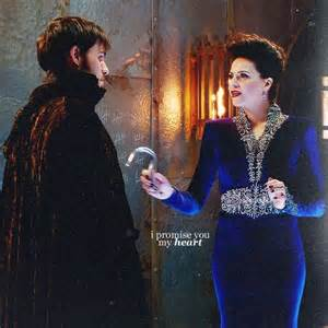 Once Upon a Time Regina Blue Dress