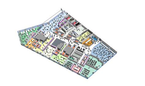 Artscape Launchpad Preliminary Floor Plan  Canadian Interiors