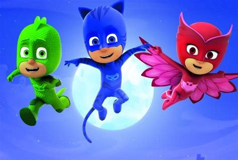 airdate pj masks tv tonight