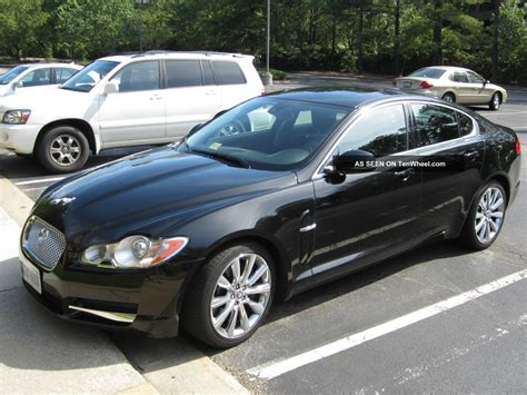 2011 Xf Jaguar by 2011 Jaguar Xf Premium Sedan 4 Door 5 0l