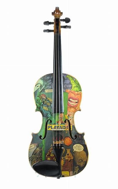 Violin Artistic Popart Violins Corilon