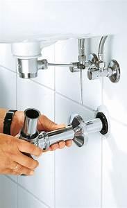 Waschbecken Selbst Montieren : favorit waschbecken selbst montieren kj24 kyushucon ~ Markanthonyermac.com Haus und Dekorationen