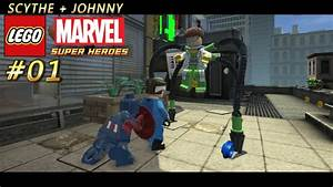 S&J Play Multiplayer LEGO Marvel Super Heroes - E1 - What ...