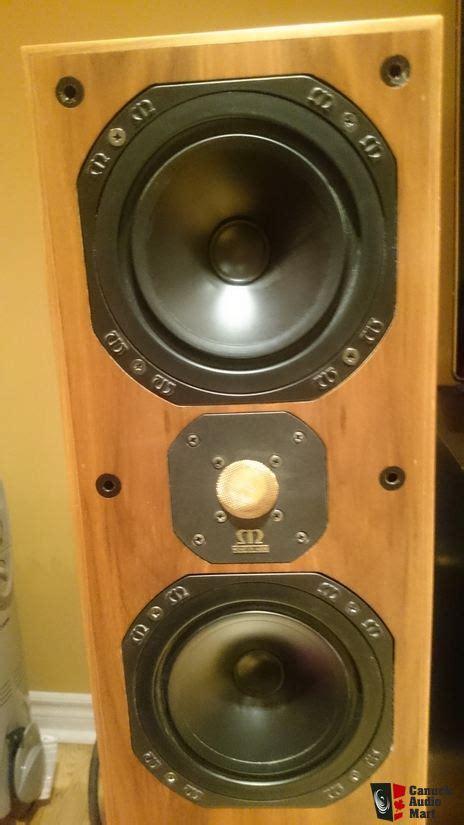 monitor audio ma  gold photo  uk audio mart
