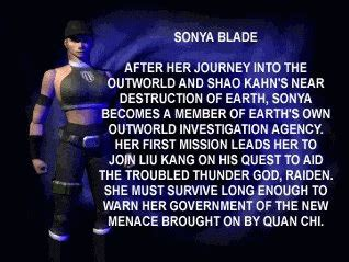 mkwarehouse mortal kombat  sonya