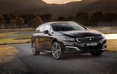 peugeot for sale australia peugeot 508 gt update on sale in australia with new euro 6