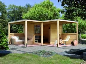 Abris De Jardin Ouvert En Bois by 24 Abris Pour Votre Jardin Abris De Jardin Elle D 233 Coration
