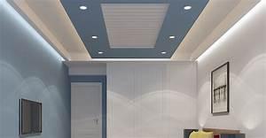 Desain Plafon Ruang Tamu Sederhana | Dekorhom