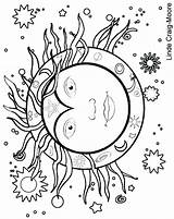 Coloring Sun Pages Sunrise Adults Printable Getcolorings Print sketch template