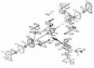 Craftsman Bench Grinder Bench Grinder Parts
