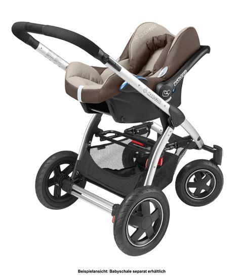 Kinderwagen mit Maxi Cosi im Vergleich ++ Perfekt für