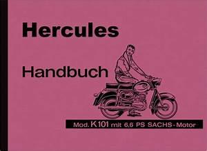Hercules K 101 Operating Instructions Manual