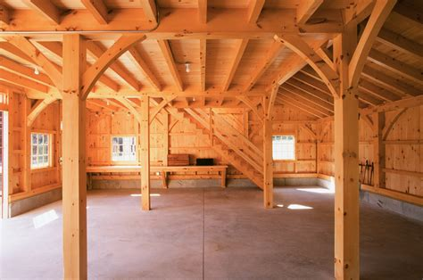 features post  beam carriage barns  barn yard