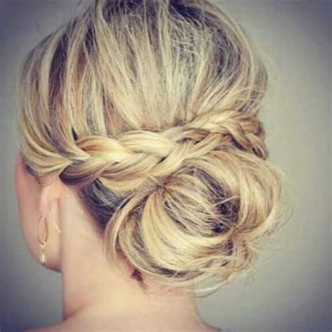 Bridesmaid Updo Hairstyles For Hair by 50 Delicate Bridesmaid Hairstyles For A Beautiful